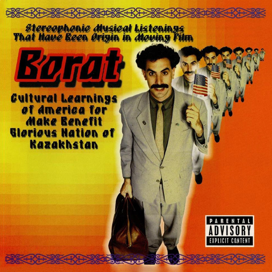 borat cultural learnings of america for make benefit